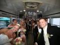 Hochzeit Weimar im Bus
