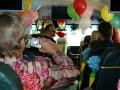 Schuleinführung Jena im Bus